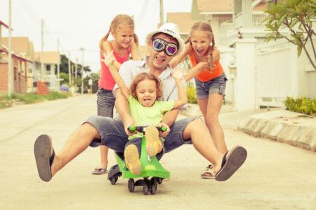 Qu'est-ce qu'un bon parent?