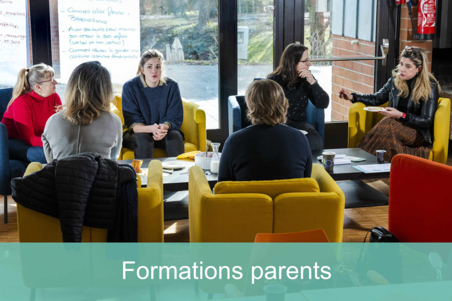 Formations parents