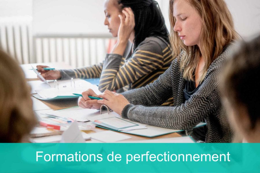 formations de perfectionnement