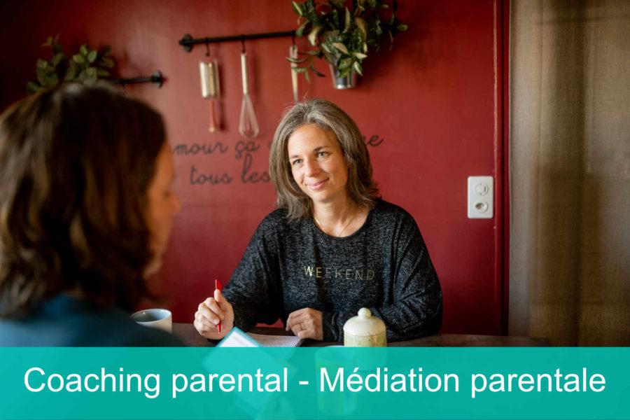 médiation parentale